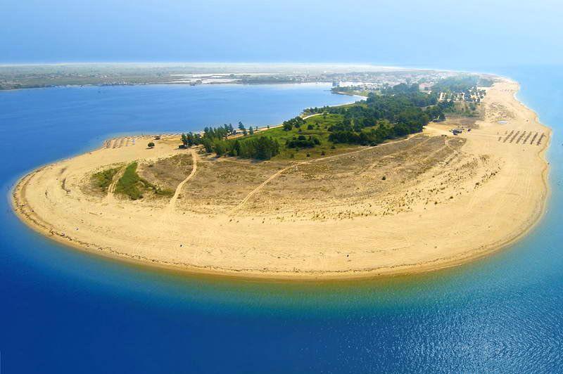 Keramoti Greece The Best Beach On The Balkans Hotels